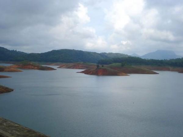 Idukki photos, Kulamavu - Reservoir