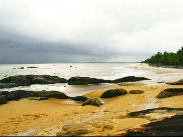 Kozhikode photos, Kappad Beach - Rock Studded Kappad.
