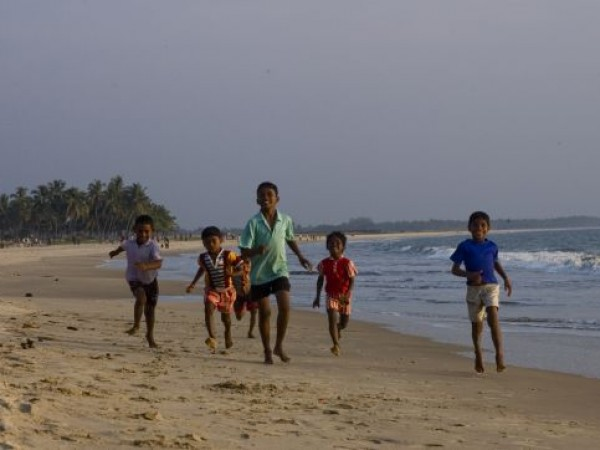 Kozhikode photos, Kappad Beach - Kids