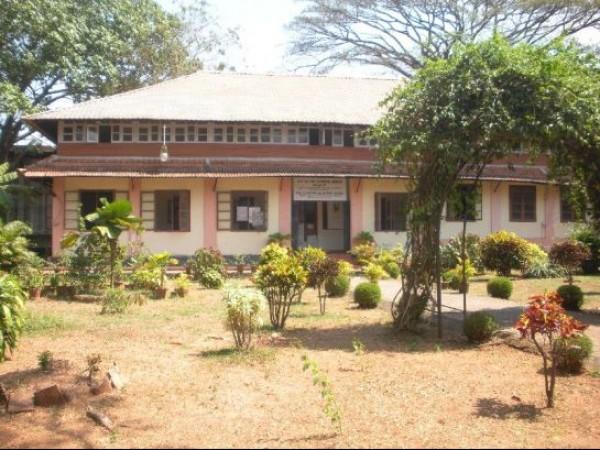 Kozhikode photos, Krishna Menon Museum - Front View