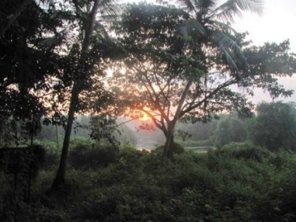 Kozhikode photos, Kalipoyika - Sunrise