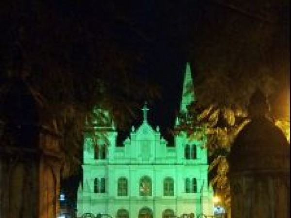 Kochi photos, St. Francis Church
