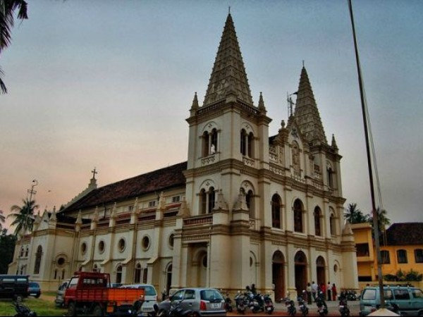 Kochi photos, Santa Cruz Cathedral