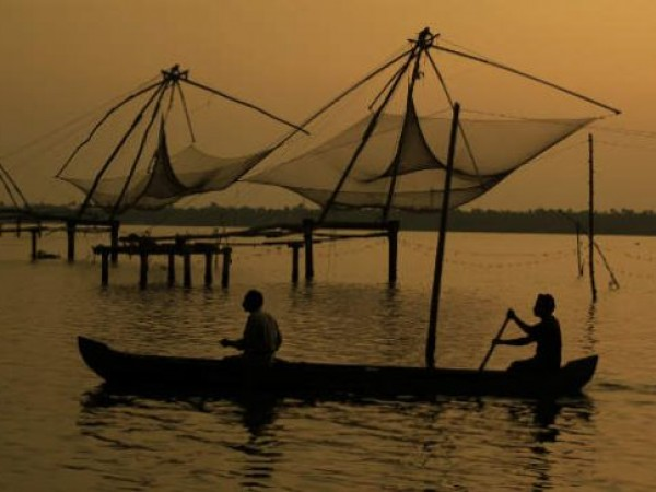 Kochi photos, Kumbalangi Integrated Tourism Village - Chinese Nets