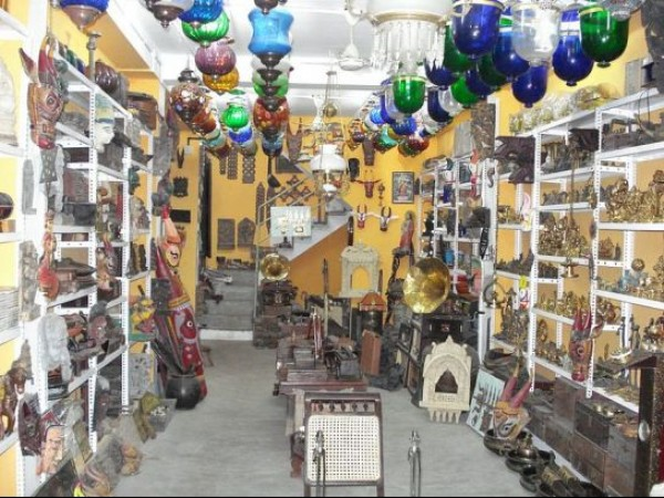 Kochi photos, Jew Town - A Store