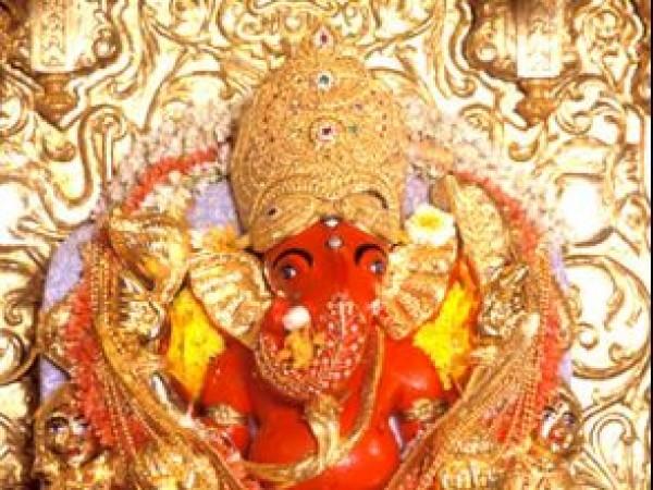 Mumbai photos, Siddhi Vinayak Mandir - Ganesh Idol