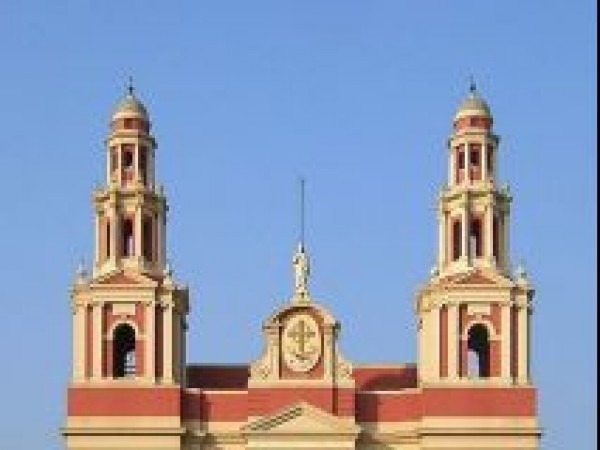 Delhi photos, Sacred Heart Cathedral - Tower