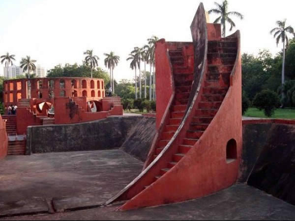 Delhi photos, Jantar Mantar - A Monument Within.