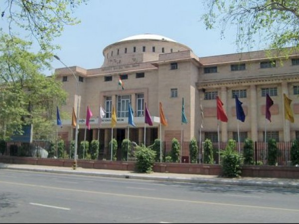 Delhi photos, National Museum - A View