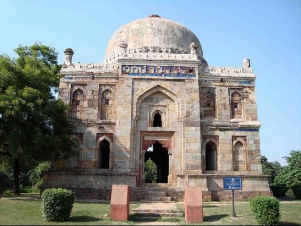 Delhi photos, Lodhi Garden - Sheesh Gumbad