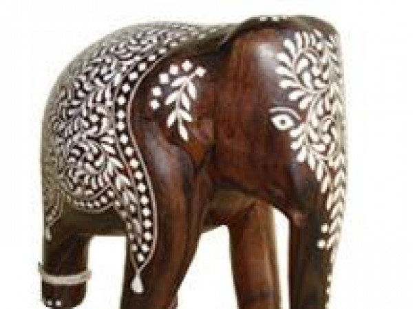 Delhi photos, Central Cottage Industries Emporium - Elephant