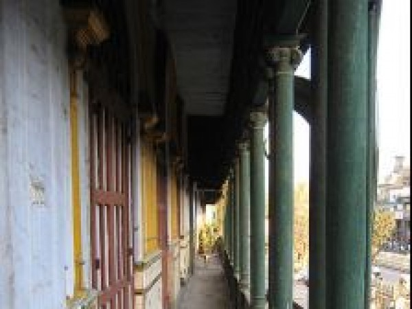 Delhi photos, Chunnamal Haveli - Open Verandah