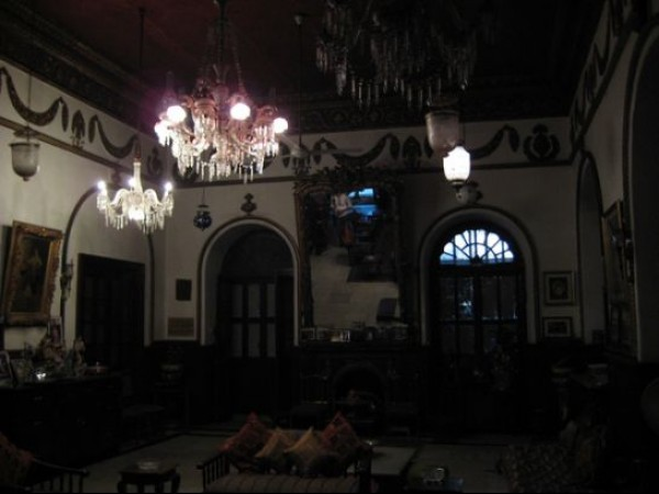 Delhi photos, Chunnamal Haveli -  Decorated room