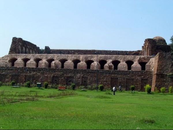 Delhi photos, Feroz Shah Kotla