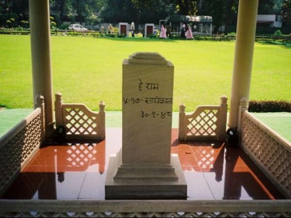 Delhi photos, Gandhi Smriti - Martyr's Column
