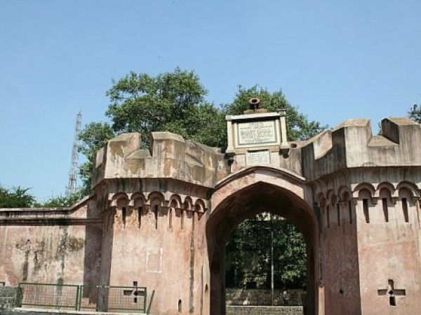 Delhi photos, Kashmiri Gate - Magazine Gateway