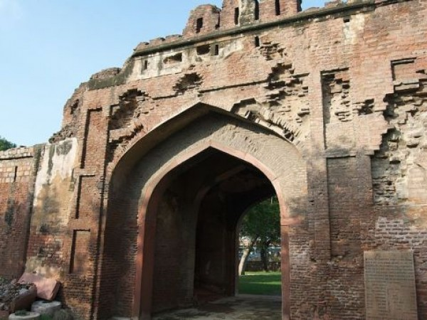 Delhi photos, Kashmiri Gate - Close View