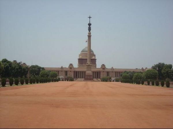 Delhi photos, Rashtrapati Bhavan - Majestic Bhavan
