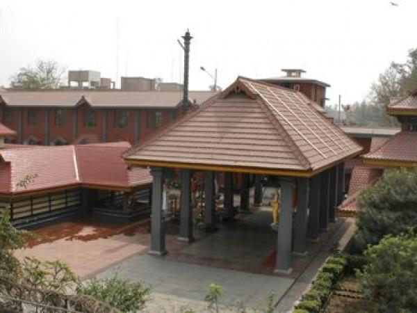 Delhi photos, Uttara Guruvayoorappan Temple - Temple complex