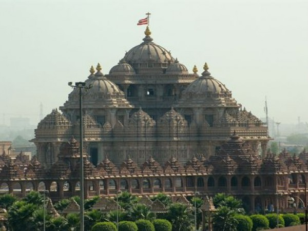 Delhi photos, Swaminarayan Akshardham Temple - A Closer View