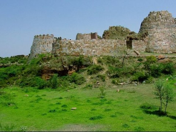 Delhi photos, Tughlaqabad Fort