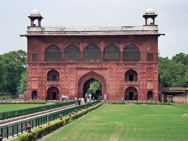 Delhi photos, Red Fort - Naqqar Khana