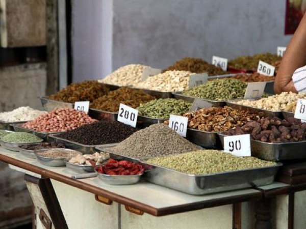 Delhi photos, Shopping in Delhi - Spices