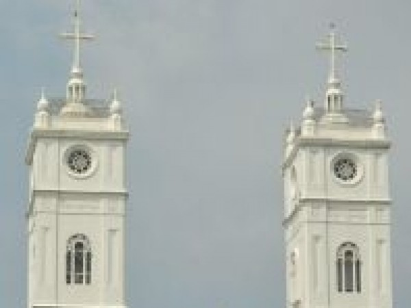 Ernakulam photos, Vallarpadam Church - The Basilica of Our Lady of Ransom