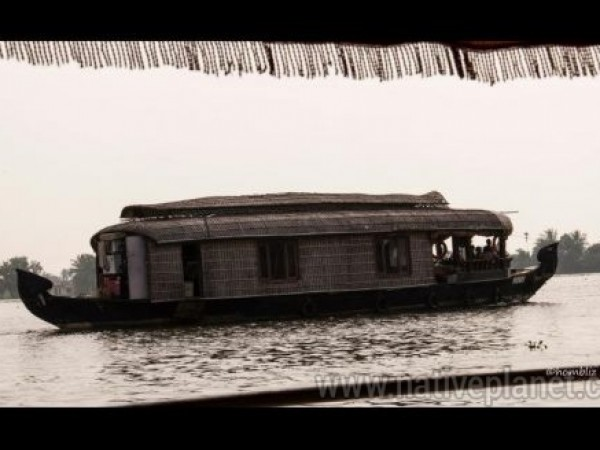 Alleppey photos, Houseboats in Kerala - Luxury of a Houseboat