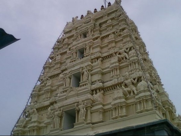 Bhadrachalam photos, Bhadrachala Rama Temple - Temple Gopuram