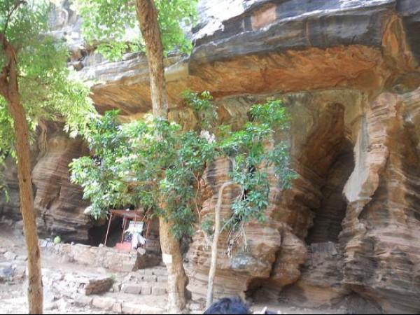 Srisailam photos, Akka Mahadevi caves - The Cave