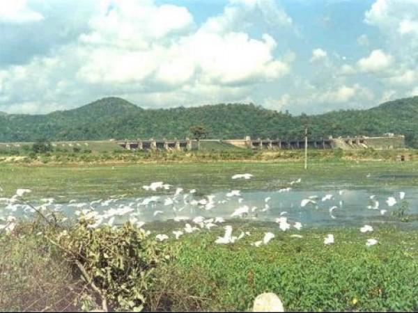 Adilabad photos, Kadam Dam - A scenic view