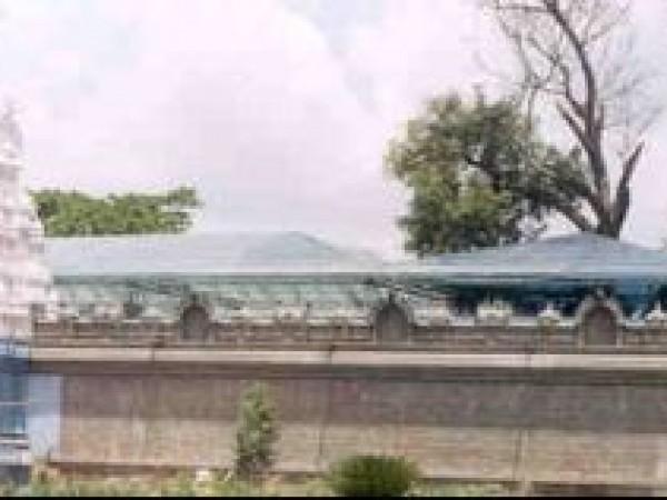 Adilabad photos, Basara Saraswathi Temple - A Panmorama view