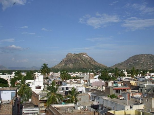 Madanapalle photos, Madanapalle - A Panorama view
