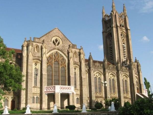 Medak photos, Medak church - A view of the Church