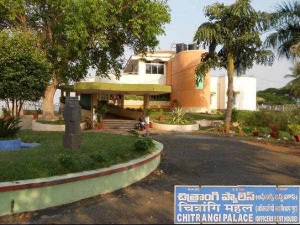 Rajahmundry photos, Chitrangi Bhavan - Garden