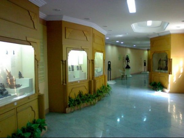 Hyderabad photos, Andhra Pradesh State Museum - View of the Gallery