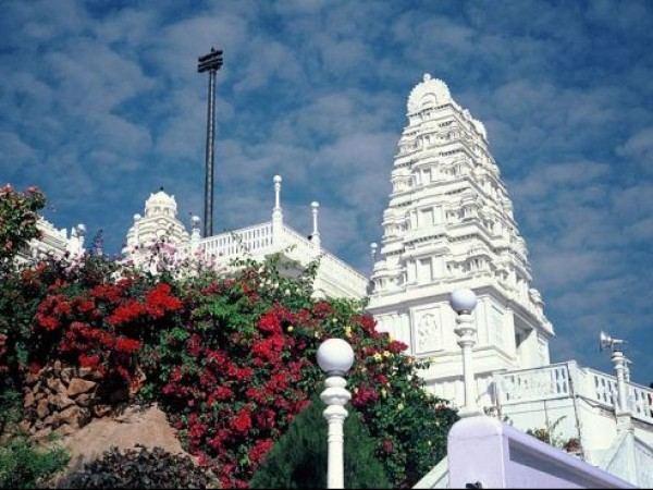Hyderabad photos, Birla Mandir - White Birla Mandir