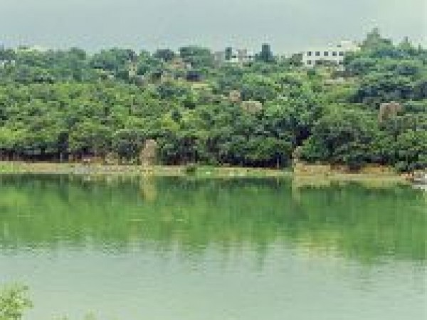 Hyderabad photos, Durgam Cheruvu - A view