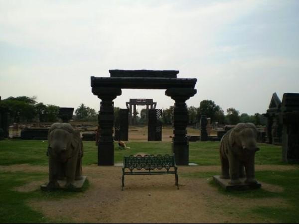 Warangal photos, Warangal Fort - Artistic Gateways