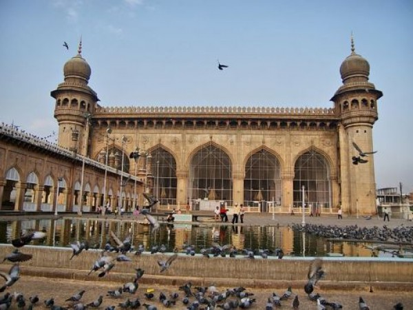 Hyderabad photos, Mecca Masjid - A lovely view