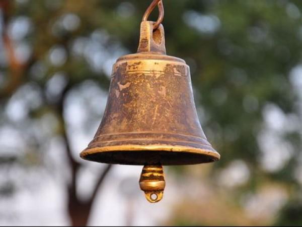 Warangal photos, Thousand Pillared temple - Bell