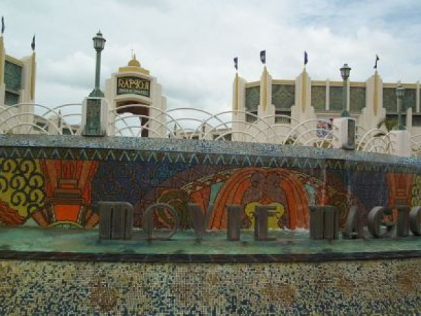 Hyderabad photos, Ramoji Film City - View of  Movie Magic Building