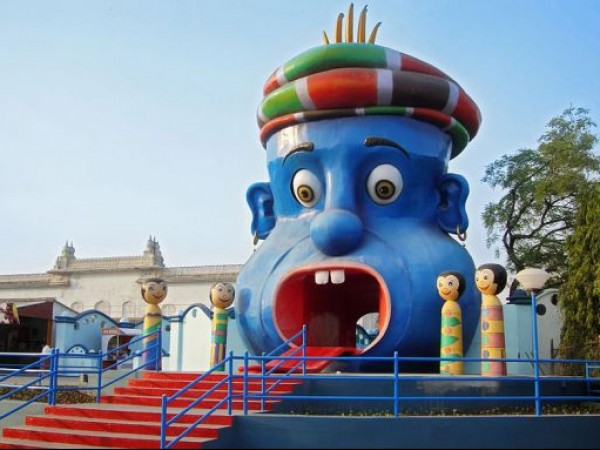 Hyderabad photos, Ramoji Film City - Adorable structure