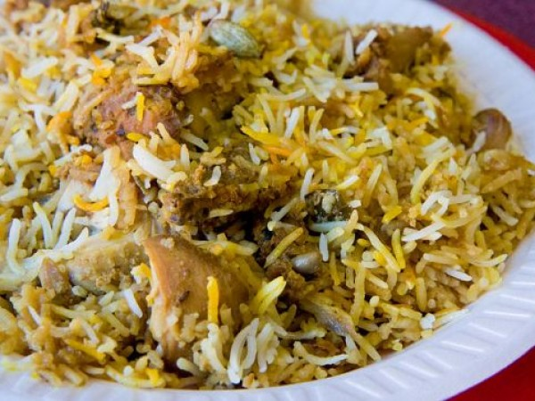 Hyderabad photos, Biryani