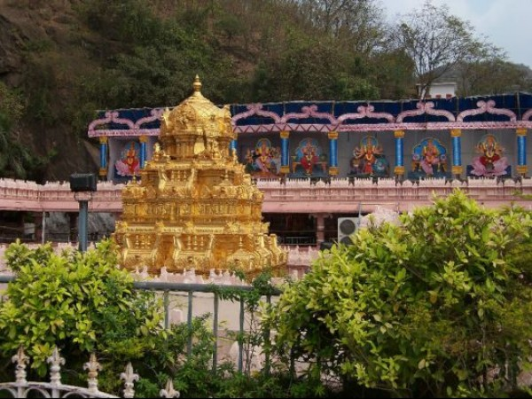 Vijayawada photos, Kanaka Durga Temple - A View