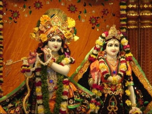 Tirupati photos, ISKCON Lord Krishna Temple - Krishna-Radha