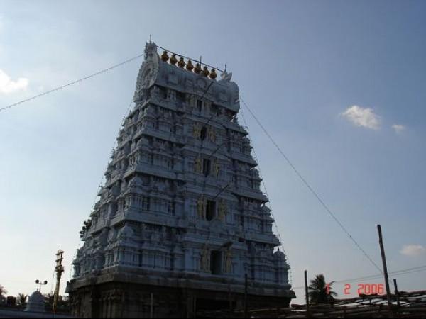 Tirupati photos, Srinivasa Mangapuram - Gopuram