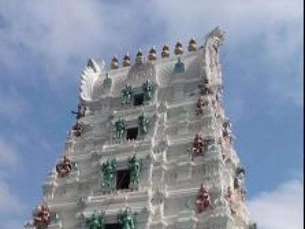 Guntur photos, Kotappakonda - Gopuram