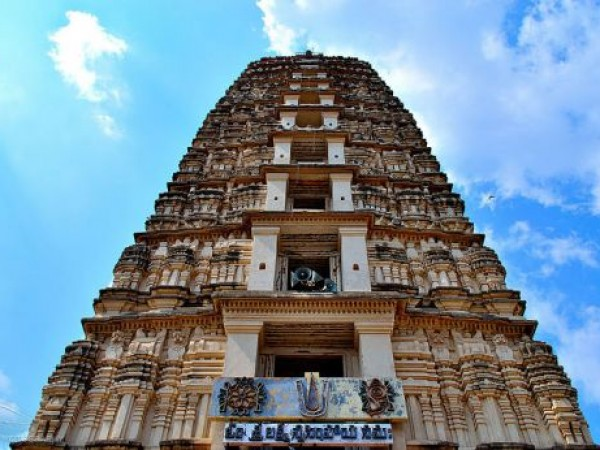 Guntur photos, Mangalagiri - Low Angled View